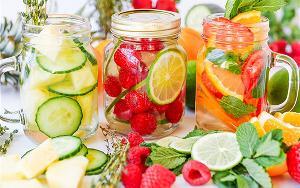 7 loại thức uống detox giúp da đẹp, thon dáng